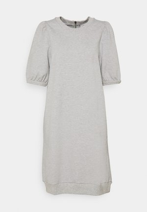 Day dress - grey melange