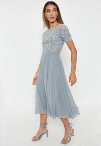 BEAUUT - Cocktail dress / Party dress - teal - 2