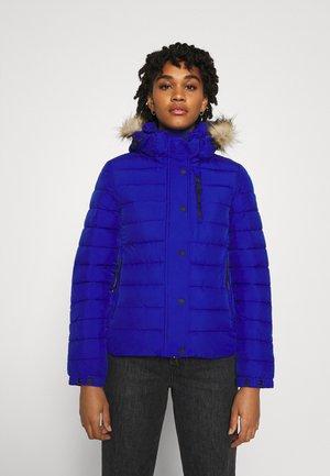 CLASSIC FUJI JACKET - Winter jacket - blue