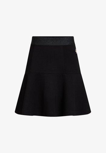 MET DESSIN - Mini skirt - black