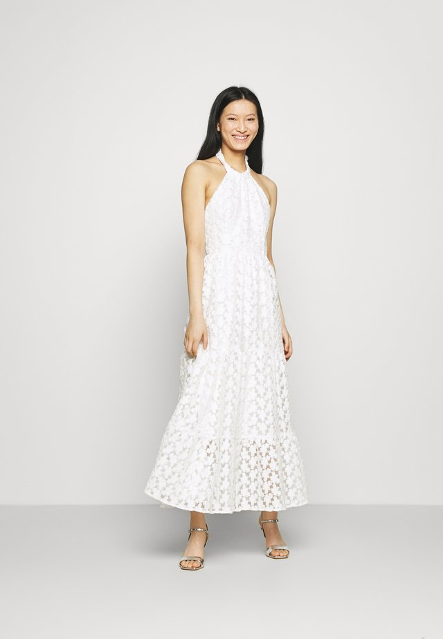 THE MEADOW MAXI - Abito da sera - white
