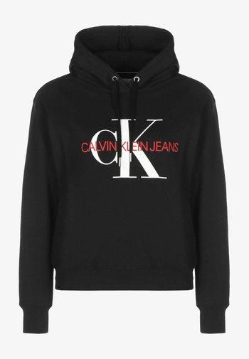 Hoodie - ck black