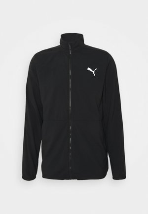RUN FAVORITE WOVEN JACKET - Hardloopjack - black