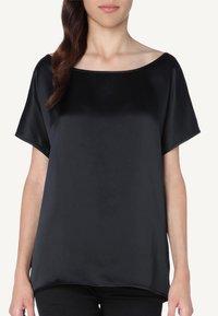 Intimissimi - Pyjama top - black - 0