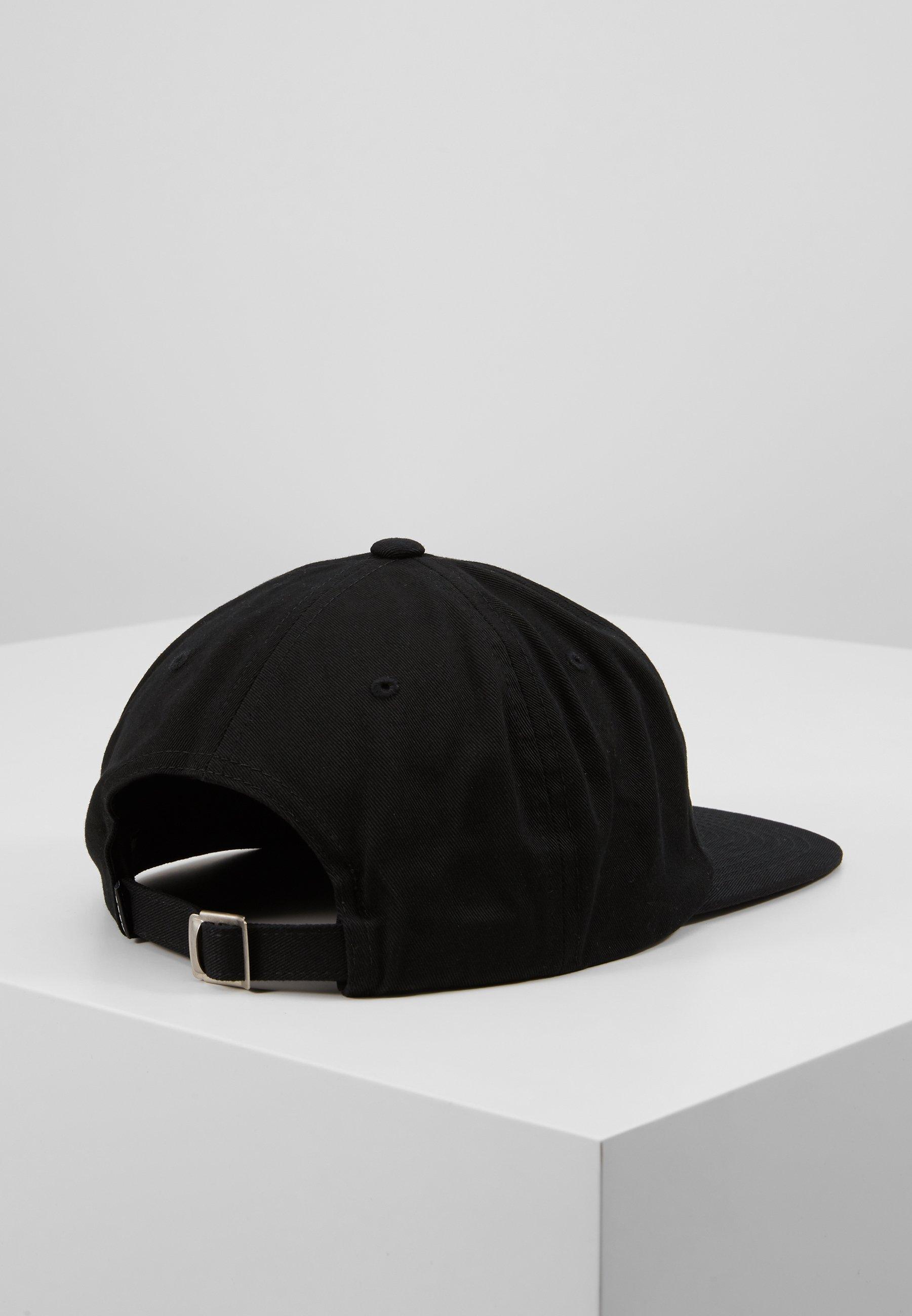 Obey Clothing ICON 6 PANEL STRAPBACK - Cap - black/svart XThSVddFjQ5ENLk