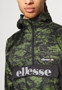 Ellesse - COSONA - Giacca a vento - green - 5