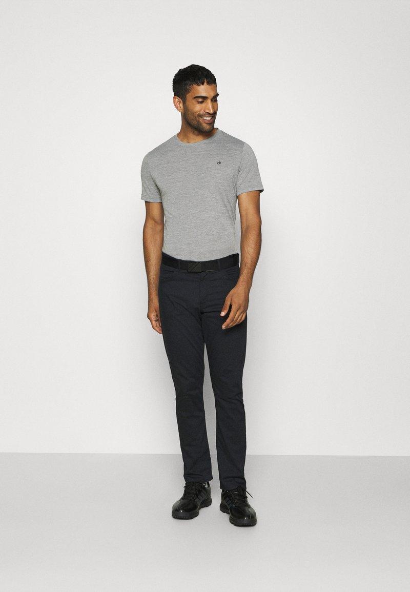 Calvin Klein Golf - HARLEM TECH 3 PACK - T-shirts basic - black/navy/silver
