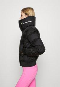 Champion - JACKET ROCHESTER - Winter jacket - black - 4