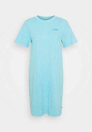 ELLE DRESS - Žerzejové šaty - blue topaz