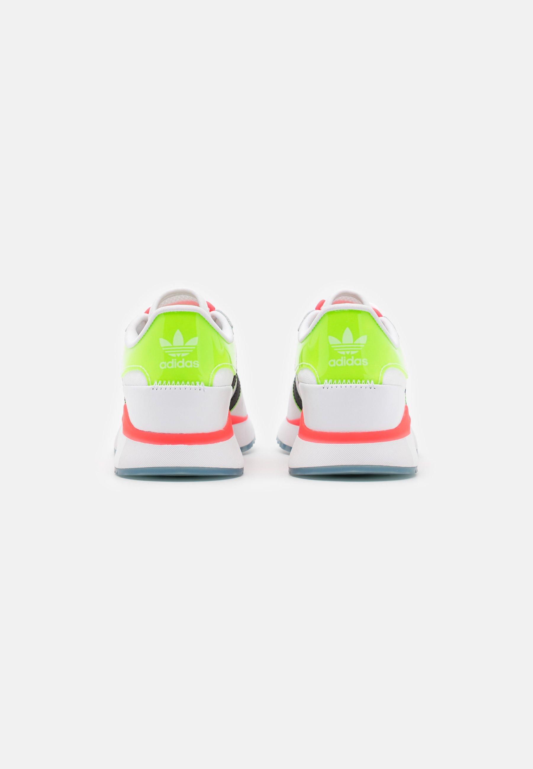 Adidas Originals Andridge Sports Inspired Shoes - Sneakers Footwear White/core Black/signal Pink