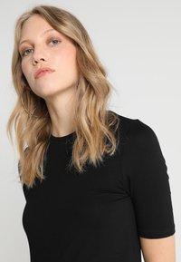 New Look Tall - T-SHIRT DRESS  - Maxi dress - black - 5