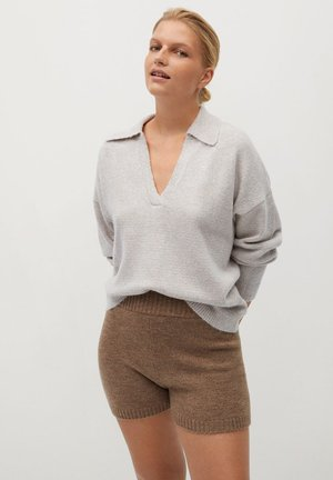 ANITA - Jumper - ice grey
