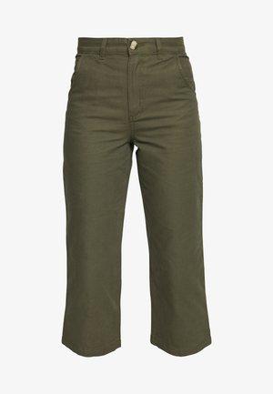 MABEL TROUSERS - Trousers - khaki