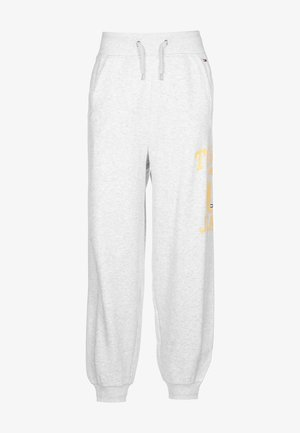 Tracksuit bottoms - silver grey htr