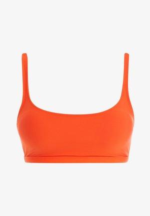 Haut de bikini - orange