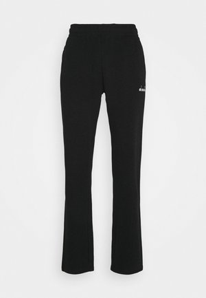 PANTS CORE - Tracksuit bottoms - black