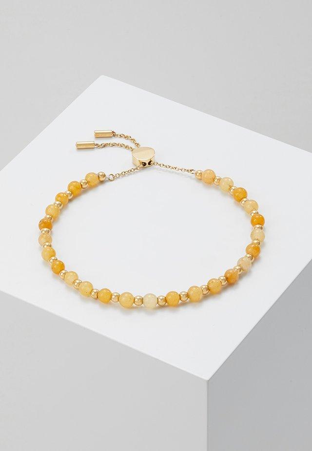 ANETTE - Bracelet - gelb