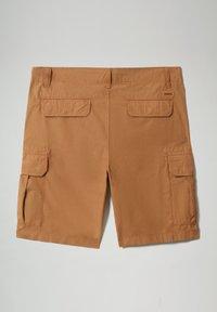 Napapijri - NOTO - Shorts - chipmunk beige - 7