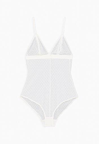 CHIC LINE TRIANGLE - Body - white