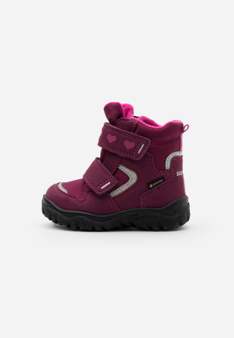 Superfit - HUSKY - Winter boots - rot/rosa