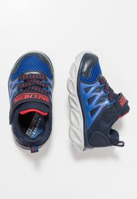 Skechers - HYPNO-FLASH 3.0 - Sneaker low - navy/red - 1