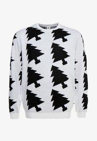 Jack´s Sportswear - XMAX TREES - Jumper - white - 4