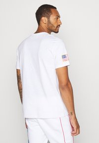Only & Sons - ONSTOPGUN TEE - T-shirts print - bright white - 2