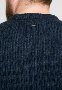 Only & Sons - ONSCESCO 5 STRUC STRIPE - Sweter - dress blues - 5