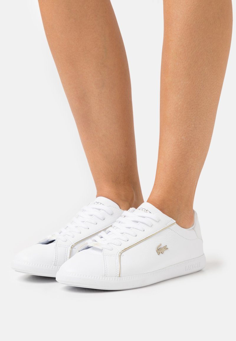 Lacoste - GRADUATE  - Baskets basses - white