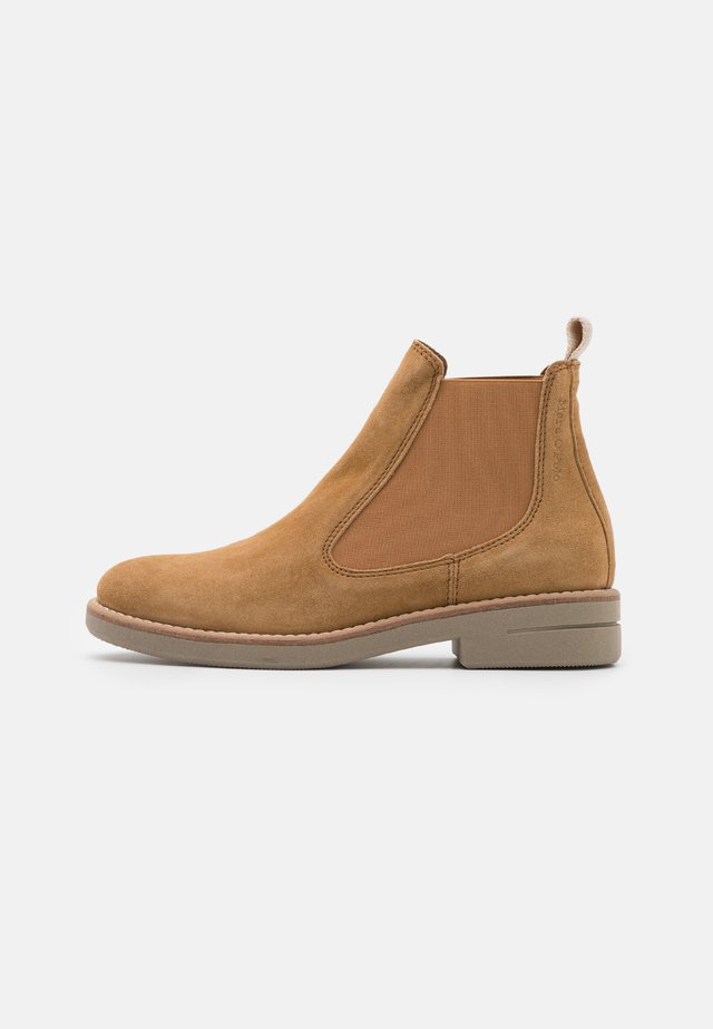SHEILA  - Ankle boot - cognac