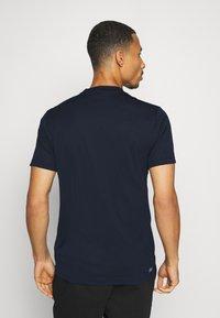 Lacoste Sport - TENNIS - T-shirt basic - navy blue - 2