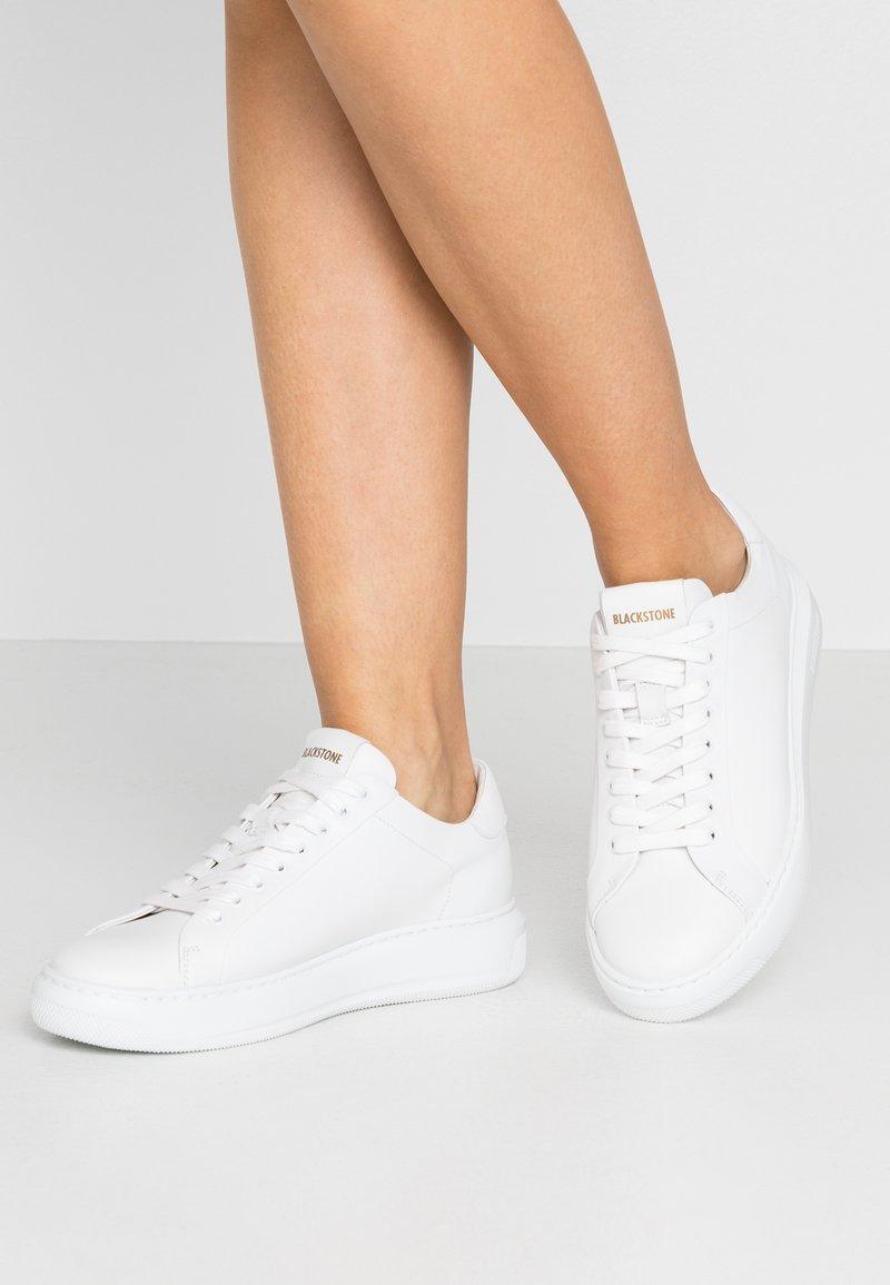 Blackstone - Sneakers laag - white