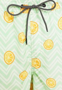 Jack & Jones - JJIBALI JJSWIMSHORTS FRUIT - Zwemshorts - green ash - 2