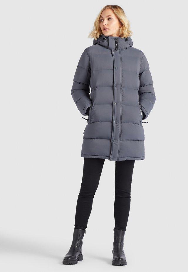 RILANA - Płaszcz zimowy - grau