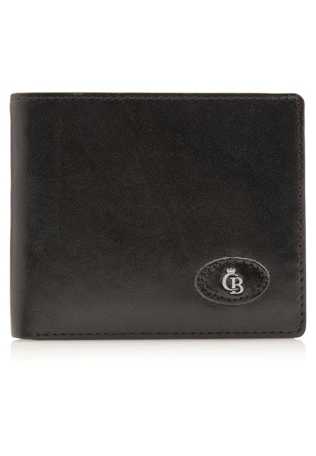RFID - Portemonnee - schwarz