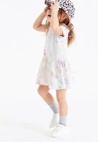 Next - Jersey dress - lilac - 0