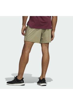 MENS YOGA SHORT - Pantalón corto de deporte - orbit green