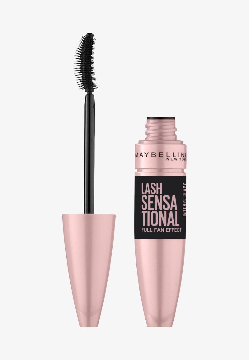 Maybelline New York - LASH SENSATIONAL MASCARA - Mascara - black