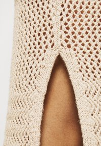 Abercrombie & Fitch - BARE - Jumper dress - cement - 4