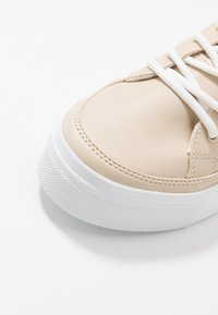Nly by Nelly - PERFECT PLATFORM - Trainers - creme - 2