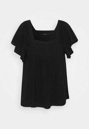 VMNADS SQUARE NECK - Blouse - black