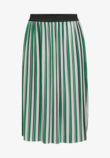 A-line skirt - jelly bean