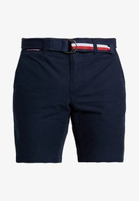 Tommy Hilfiger - BROOKLYN LIGHT BELT - Shorts - blue - 4