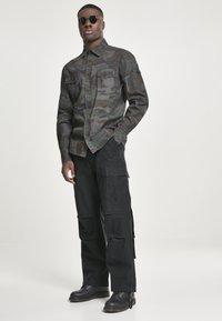 Brandit - SLIM FIT - Shirt - olive - 1