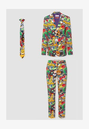 SET - Suit - multi-coloured