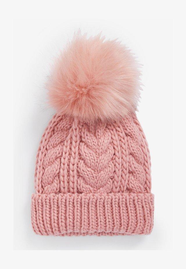 Beanie - pink