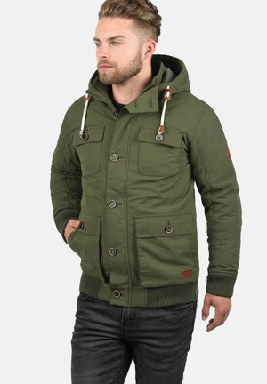 CIRO - Winter jacket - ivy green