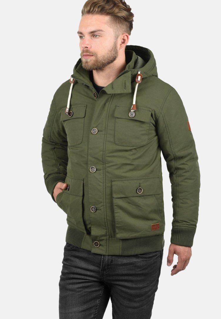 Blend - CIRO - Winter jacket - ivy green