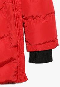 Cars Jeans - KIDS JOHANNA - Winter coat - red - 4