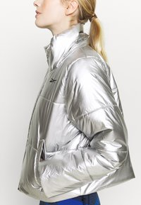 Reebok - PUFF - Winter jacket - silver - 6